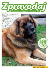 Newsletter of Leonberger club year 2010