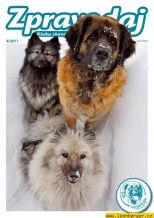Newsletter of Leonberger club year 2011