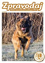 Newsletter of Leonberger club year 2012